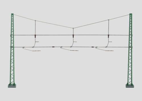 Märklin 74131 Quertragewerk für 3 Gleise Neuware