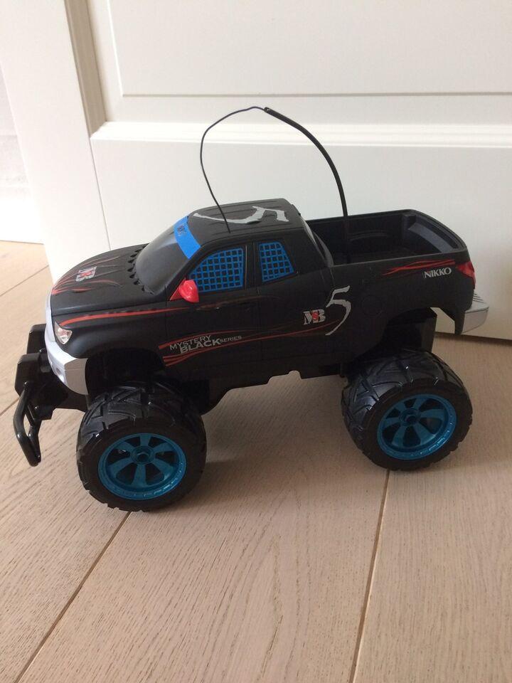 Andet legetøj, Fjernstyret bil, Nikko