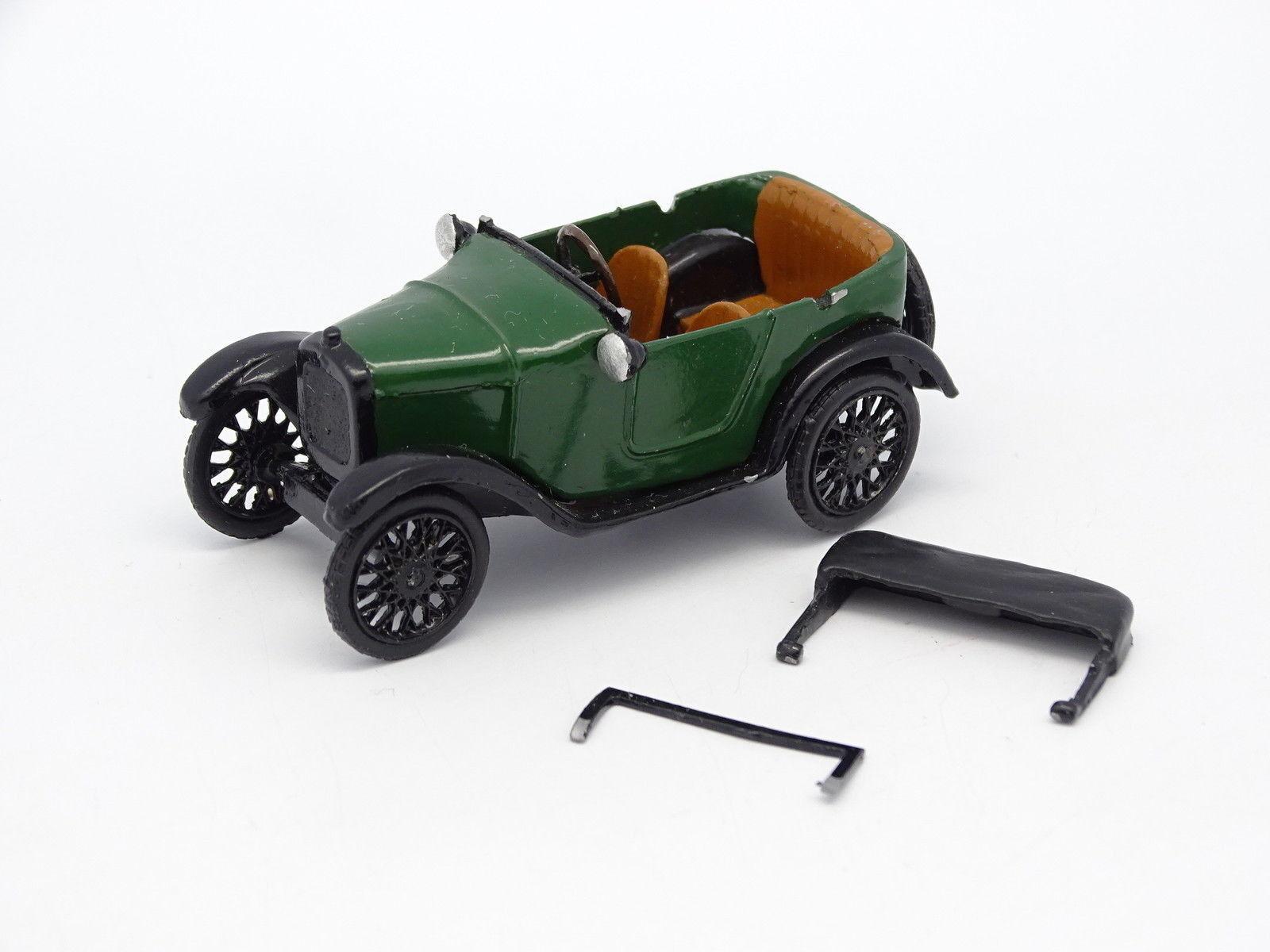 Dg Set aufgebaut Metall 1 43 - austin sieben grün und schwarz  | Zuverlässiger Ruf