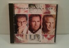 Phillips, Craig, & Dean - Trust (CD, 1995, Star Song)