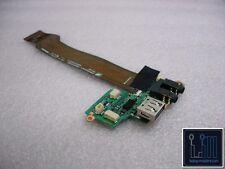 Toshiba L505 L505-S5990 L505D Power//Media Button Board V000170190 with Ribbon