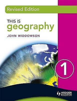 1 of 1 - This is Geography 1 Pupil Book - Revised edition: Pupil's Book Bk. 1, Widdowson,