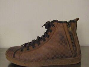 Herren-Schuhe-BALDININI-Gr-42-modisch-mit-Innen-Kunstpelz