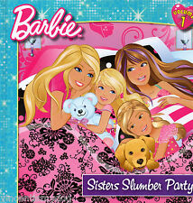 Barbie - Sisters Slumber Party (hardback)