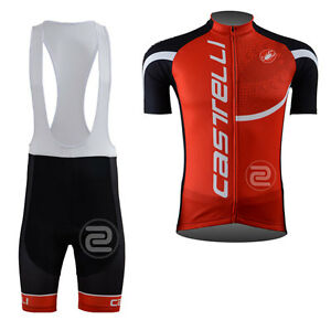 aa6004b8d Image is loading Classics-Mens-Cycling-Jersey-Bib-Shorts-Kits-Bike-