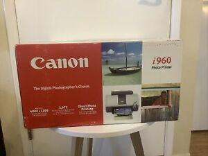 Canon-I960-Digital-Photo-Color-Inkjet-Color-Printer-NIB