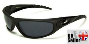 X-Loop Rechteck Wraparound Sonnenbrille Sport Radfahren Laufen UV400