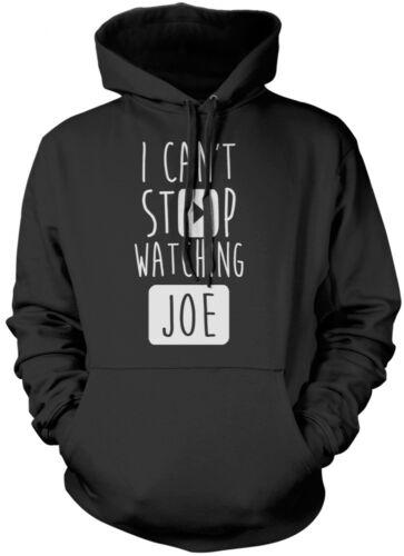 I Can/'t Stop Watching Joe Vlogger Star Youtubers Kids /& Teens Hoodie