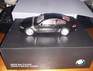 Minichamps-Promo-1-43-BMW-6-series-coupe-black