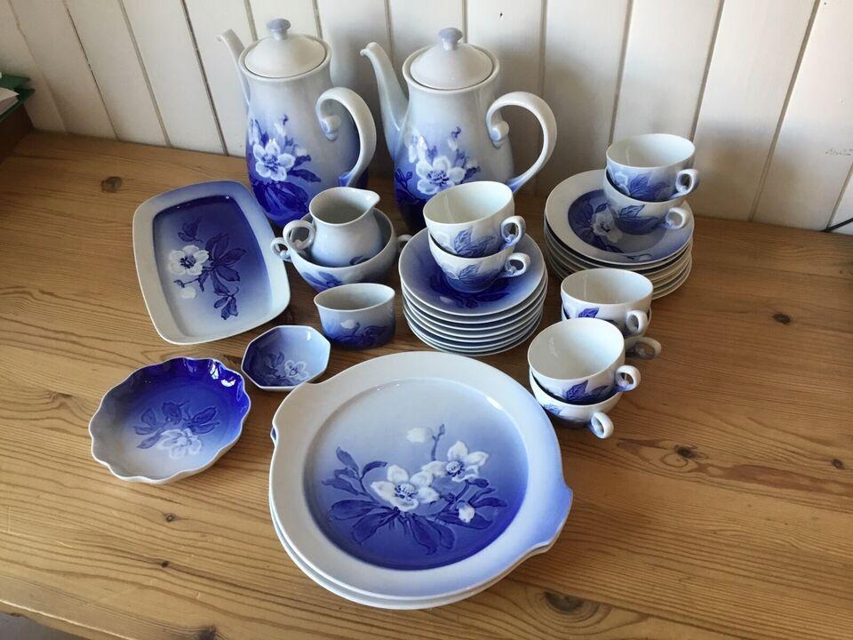 Porcelæn, Kaffestel, Bing & Grøndahl