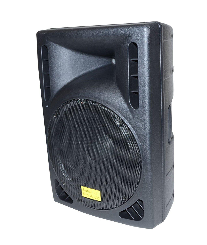 Sonic pro Audio - DMW0315AUES 15     Passive Lautsprecher Combo USB SD
