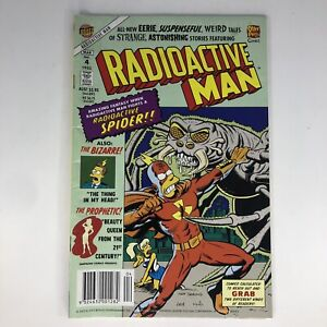 Radioactive Man Bongo Comics Radioactive Spider #4 Simpsons Comic Book