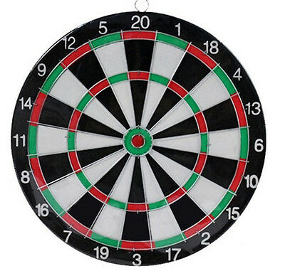 Funny Lovely Dart Board Game Set with 4 Darts U6T