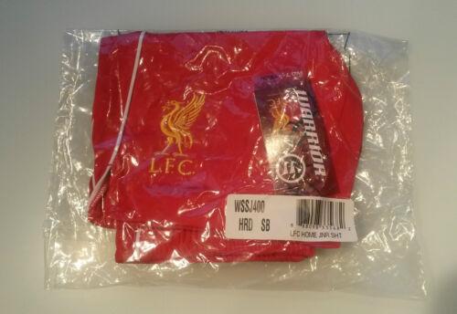Official Liverpool Warrior small boys football shorts BNIP sht005