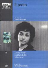 Il posto - ERMANNO OLMI-  Film DVD - 1961 / 92 minuti- ST573