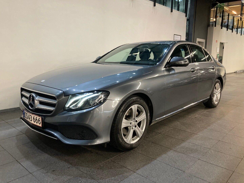 Mercedes E220 d 2,0 Avantgarde aut. 4d - 349.900 kr.