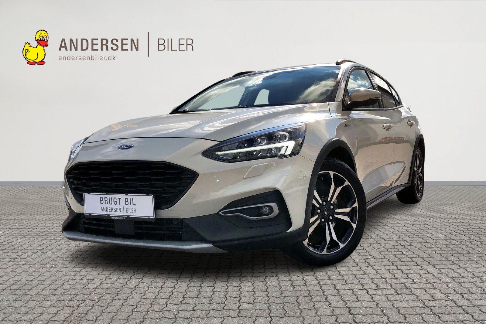 Ford Focus 1,5 EcoBoost Active aut. 5d - 264.900 kr.