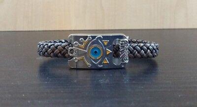 Legend of Zelda Breath of the Wild Sheikah Slate anime Bracelet