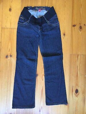 ????esprit Maternity Umstandshose Schwanger Jeans Gr. 36 Blue Blau????*top*