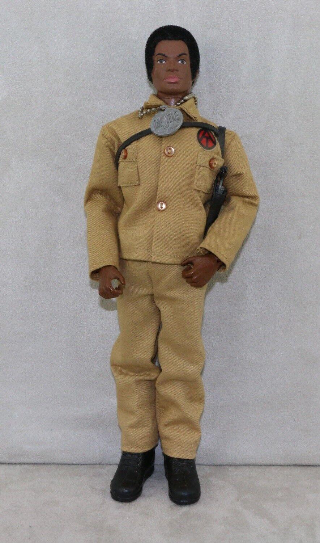 GI Joe 1964 1974 AT  7283  7404 Adventurer African American KFG Transition C9+