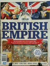 All About History Book of the British Empire Story of an Empire FREE SHIPPING sb