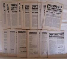PERRY RHODAN- REPORT NR. 1 - 50 - WISSEN - THEORIEN - PERSPEKTIVEN.