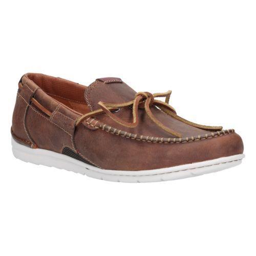 Clarks maghogany Da Uomo Vela ungraysen maghogany Clarks Leather Tg Standard Fit 207d58