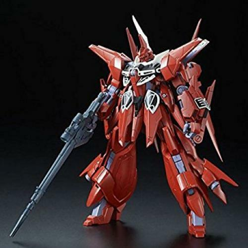 Nuovo Beai Ri   100  Mobile Suit Gundam UC Ribau 1 100 Assemblato  protezione post-vendita