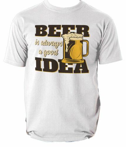 T Shirt Beer Day Funny Novelty Mens Tee St Patricks Drunk Drinking Idea S-3XL