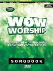 Wow Worship 2014 Songbook (Green) by Word Music (Paperback / softback, 2014)