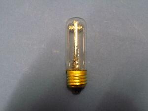 SELTENE-Glimm-Lampe-Kreuz-E27-230V-3W-29x95mm-Gothic