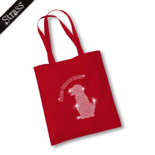 les M1 Achetez Münsterländer Bag strass Jute q6EwCZAnx0