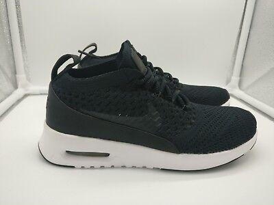 Thea 3 Air Nero Bianco Pinnacle Max Uk Nike 881174 001 Ultra Da Donna  Flyknit az11BI6n ... dffd32b4a42