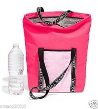 NIB VICTORIA'S SECRET PINK COOLER BAG TRAVEL TOTE LUNCH PICNIC BEACH LARGE