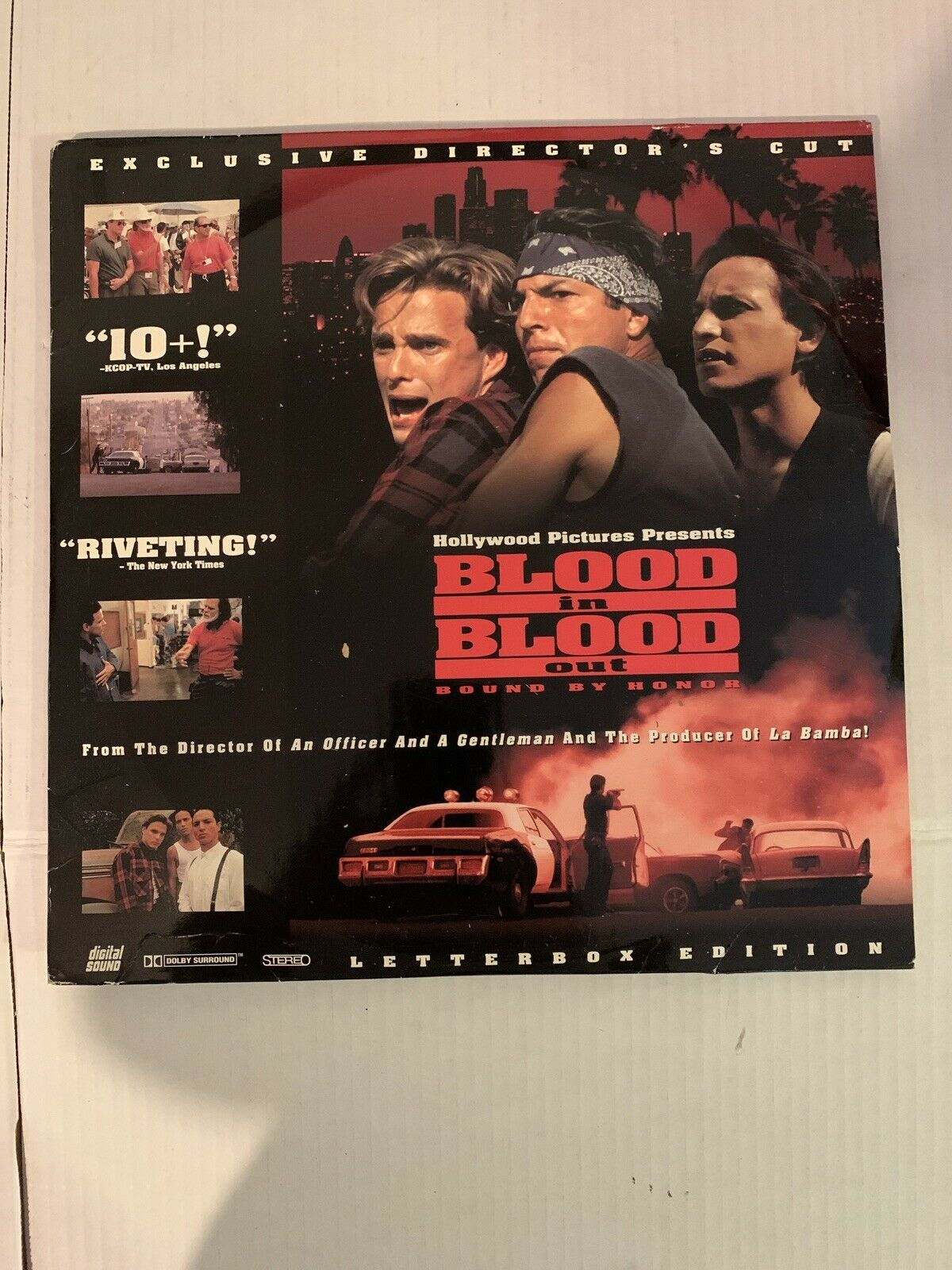 blood in blood out free online