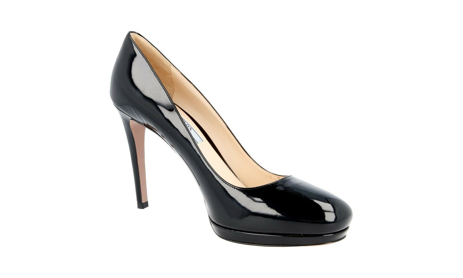 LUXUS PRADA PUMPS SCHUHE 1IP286 black LACKLEDER NEU NEW NEW NEW 37 37,5 701dd7