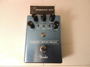 Fender Mirror Image Delay Effects Pedal Free USA Shipping