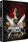 Machete Kills - Zavvi Limited Edition Steelbook DVD