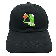2c7f983228f item 3 Kermit The Frog Dad Hat Cap Sipping Sips Drinking Tea Champion  Lebron Costume -Kermit The Frog Dad Hat Cap Sipping Sips Drinking Tea  Champion Lebron ...