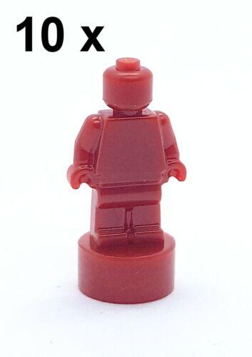 LEGO 10 x Statue Statuette Trophy dark red 90398 53017 Ninjago City 21302 80105