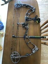 """G5 Prime Ion Right Hand Compound Bow Black 28/"""" 50-60#"""
