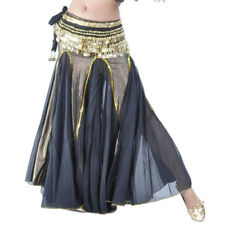 9 Colors Belly Dance Costume Peacock Top, 338# Hip Scarf, Long Fishtail Skirt