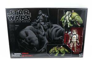 """Star Wars Black Series Dewback & Sandtrooper New Factory Sealed 6"""" Scale Figure"""