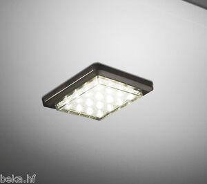 LED-eclairage-de-vitrine-Eclairage-a-assembler-Spot-Encastre-SOUS-MEUBLE