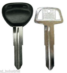 Mitsubishi-Lancer-Mirage-Outlander-Spare-Key-Blank-Twin-Pack-2-Keys