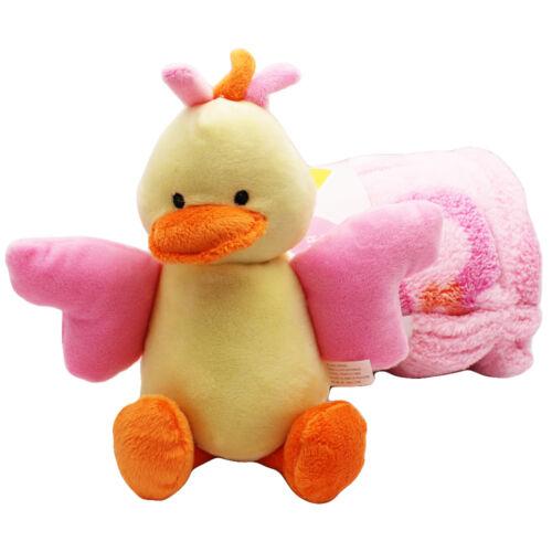 Little Beginnings Blanket /& Plush Infant Gift Set