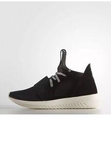 sports shoes 89599 cfea2 Image is loading NIB-Adidas-Tubular-Defiant-Womens-size-8-5-