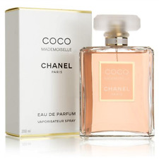 Sealed Genuine Brand New Chanel Coco Mademoiselle Paris Parfum 200ml / 6.8oz