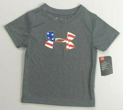 Boy/'s Toddler Under Armour Heat Gear Polyester Shirt