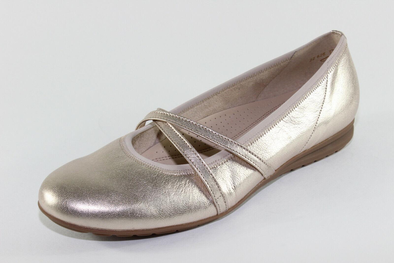 mit Ballerinas komfortable Gabor Effekt Leder, 626.89